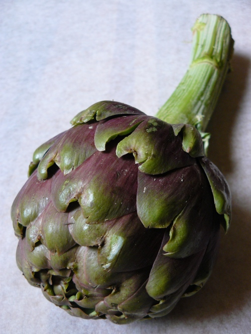 artichoke-whole