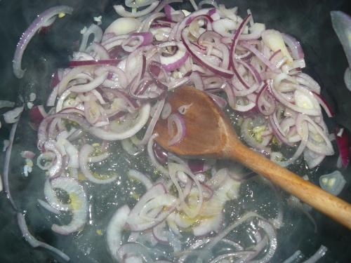 onion-saute