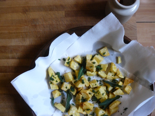fried potatoes with sage 2