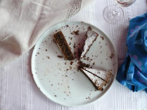 cake of choc