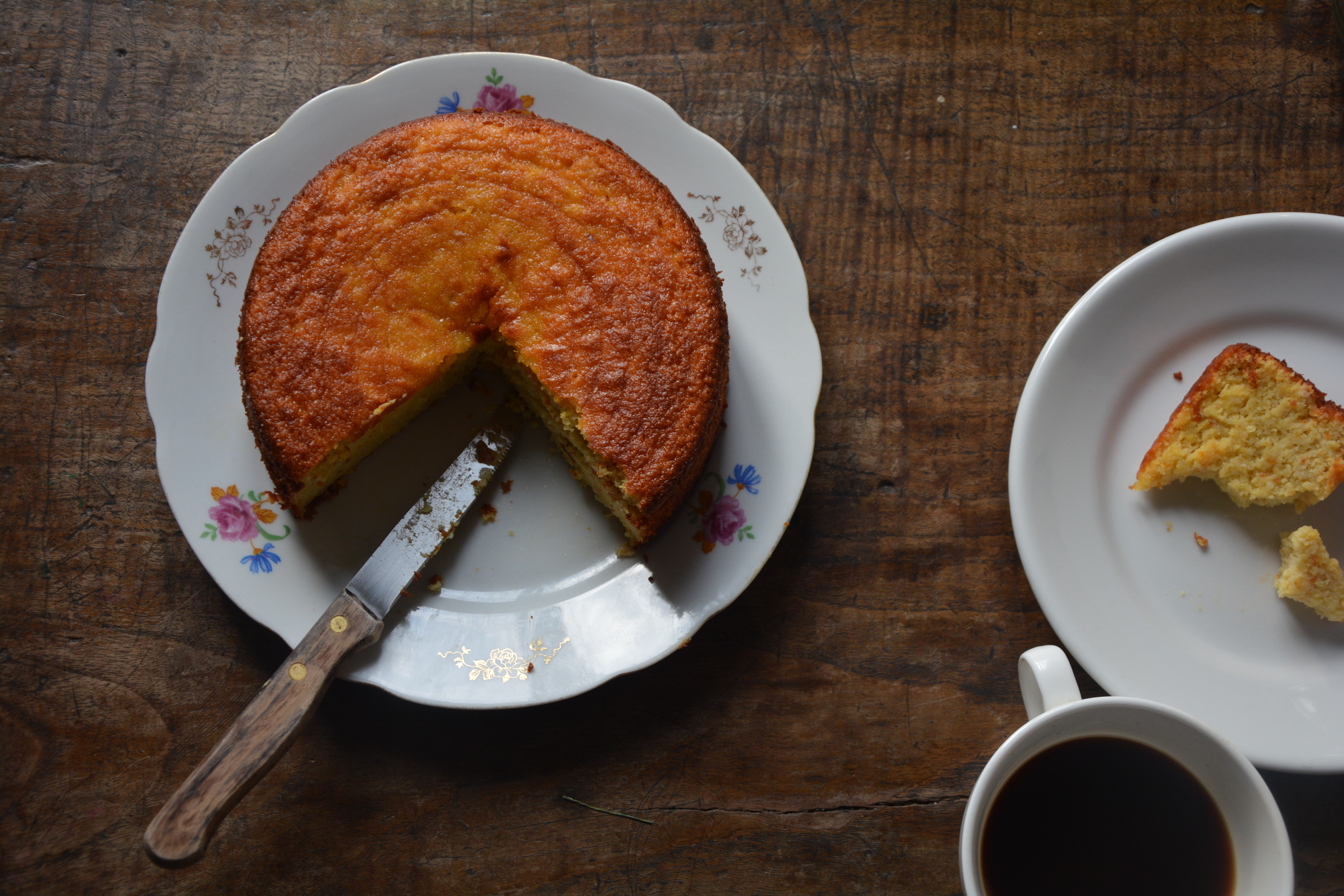 Claudia Roden's Orange And Almond Cake Recipe — Dishmaps